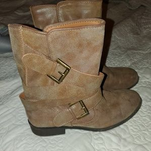 Madden Girl above ankle boot